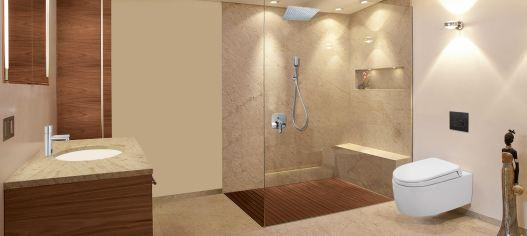 Thiết kế phòng tắm đẹp – gọn –tiện dụng là điều không phải dễ, nhất là đối với những không gian có diện tích nhỏ.