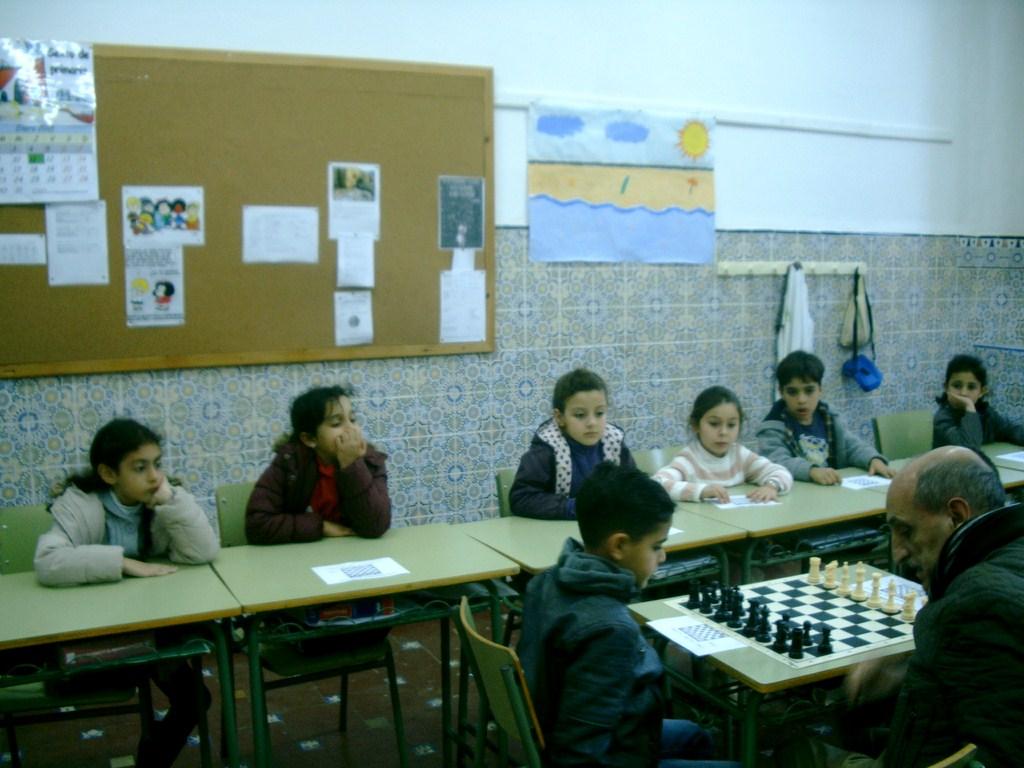 Ie melchor de jovellanos alhucemas aaee el alumnado de for Educacion exterior marruecos