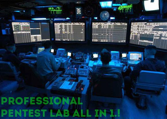 Penetration Testing Lab