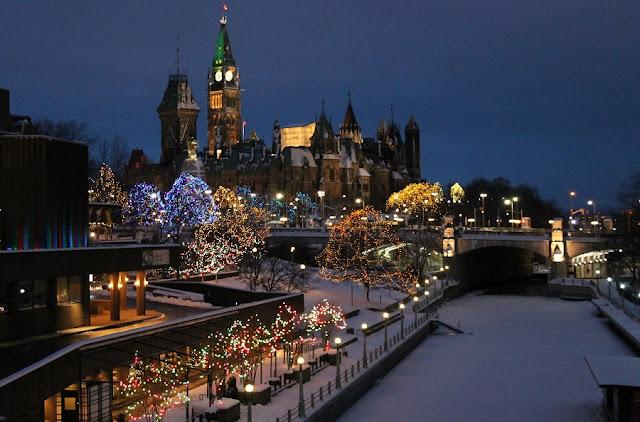 Natal em Ottawa