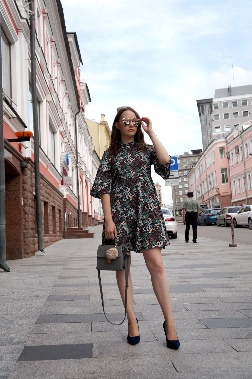 Moscow  Street Style | Fashion Blogger