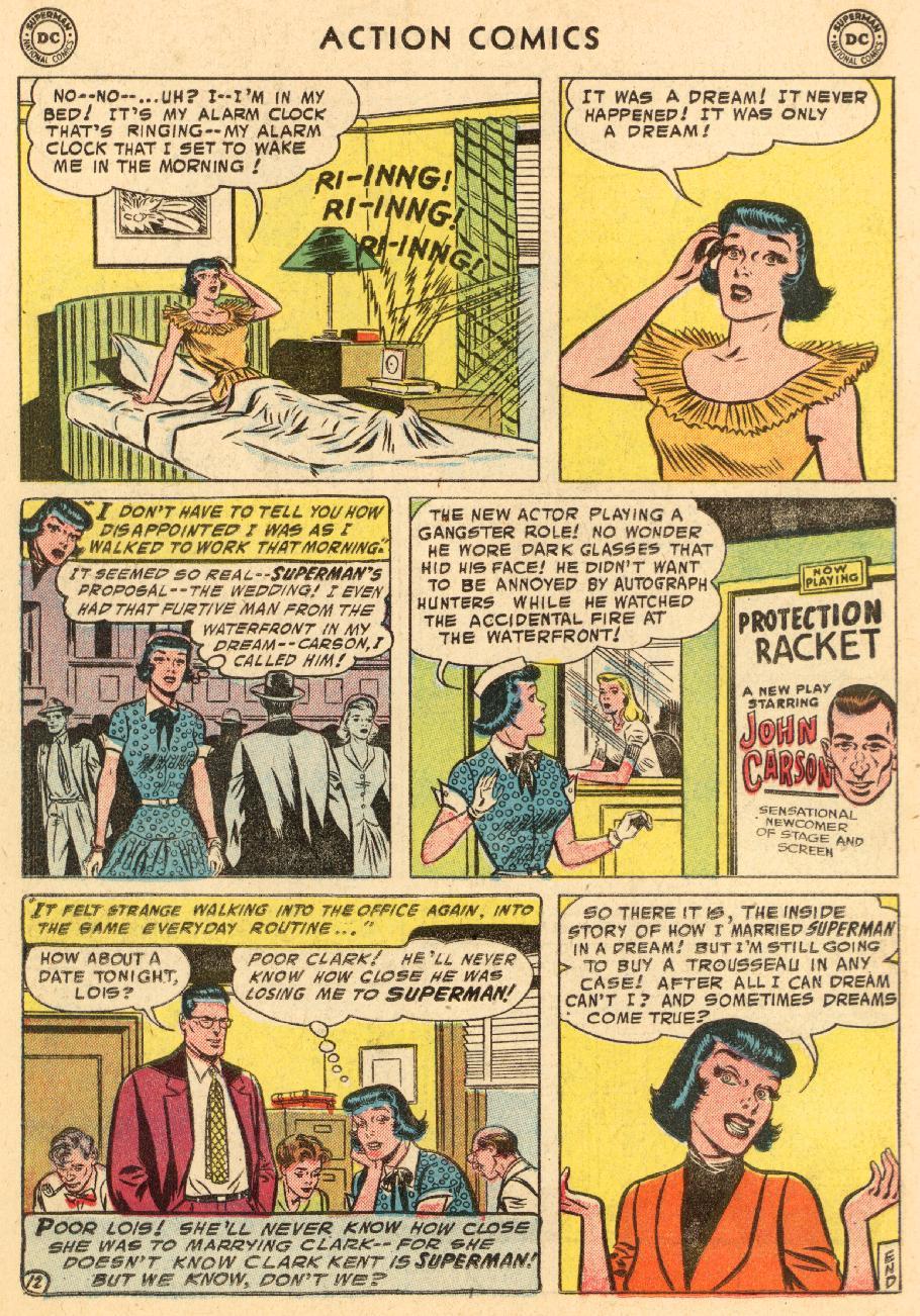 Action Comics (1938) 206 Page 13