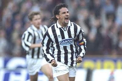 Top Skor Liga Italia Sepanjang Masa Roberto Baggio