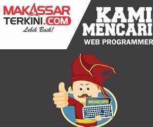 Makassar Terkini Butuh Web Programmer