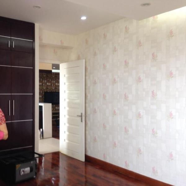 Giấy dán tường đẹp cho không gian phòng ngủ