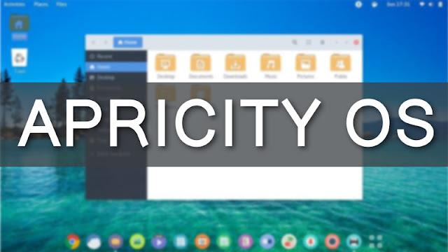 Apricity OS é descontinuado