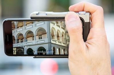 Pictar cho phép người dùng tương tác với rất nhiều thiết lập chụp ảnh chuyên nghiệp