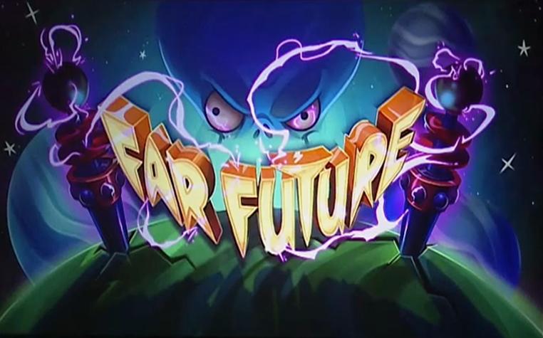 Plants vs. Zombies 2 - Far Future