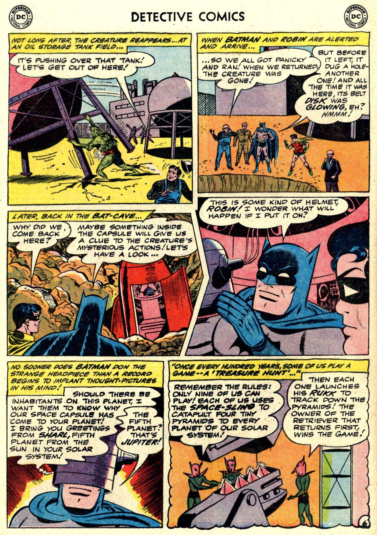 Detective Comics (1937) 291 Page 7