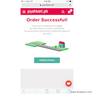 pushkart.ph online grocery delivery