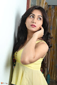 Actress Smithikacharya Photo Shoot-thumbnail-12