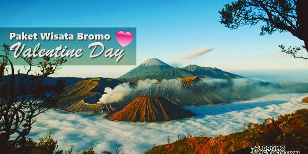 Paket Wisata Bromo Valentine Day 2017