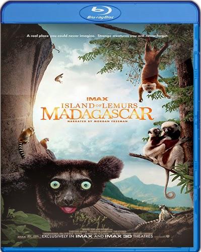 Island of Lemurs: Madagascar [2015] [BD25] [2D + 3D] [Latino]