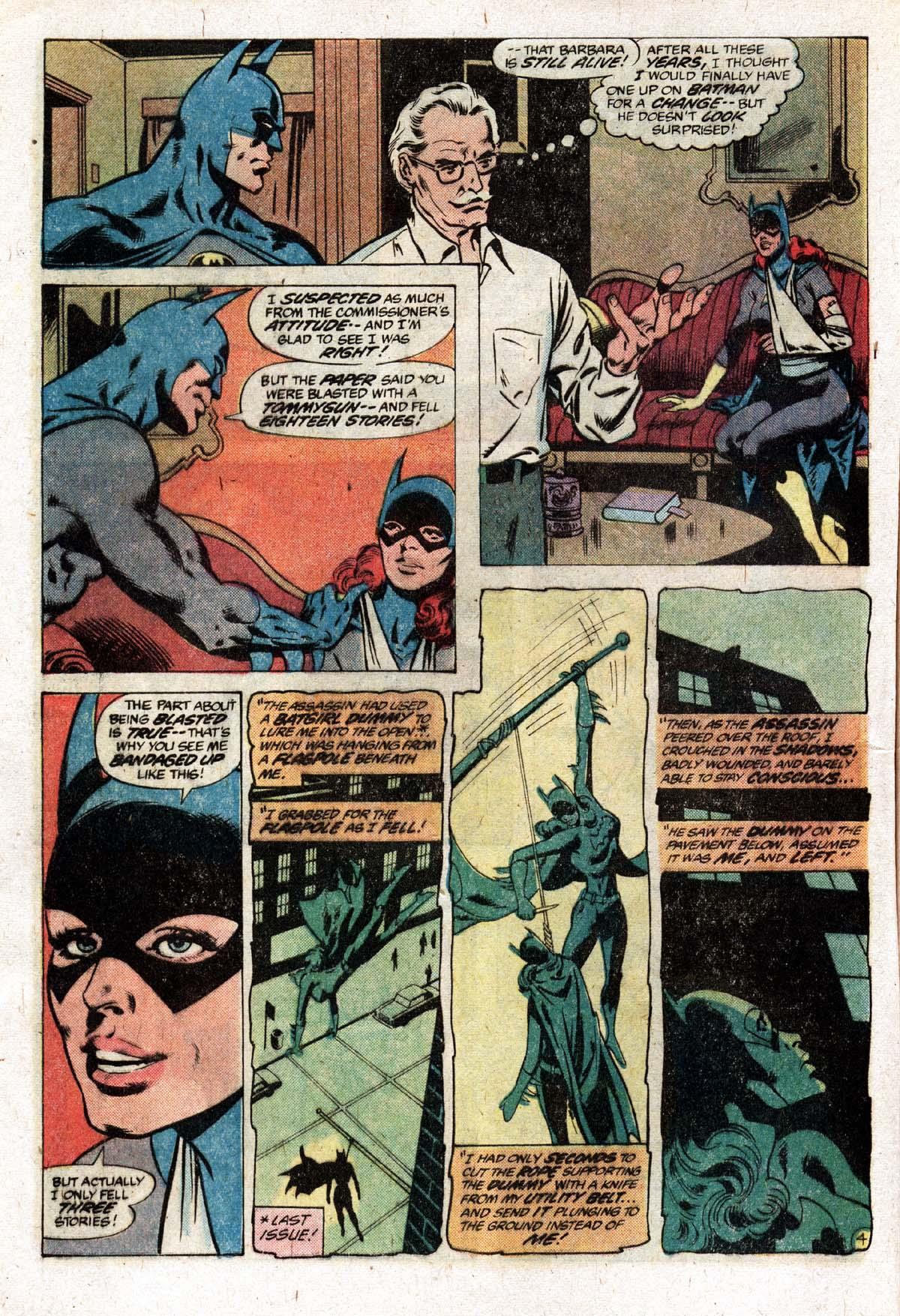 Detective Comics (1937) 492 Page 4