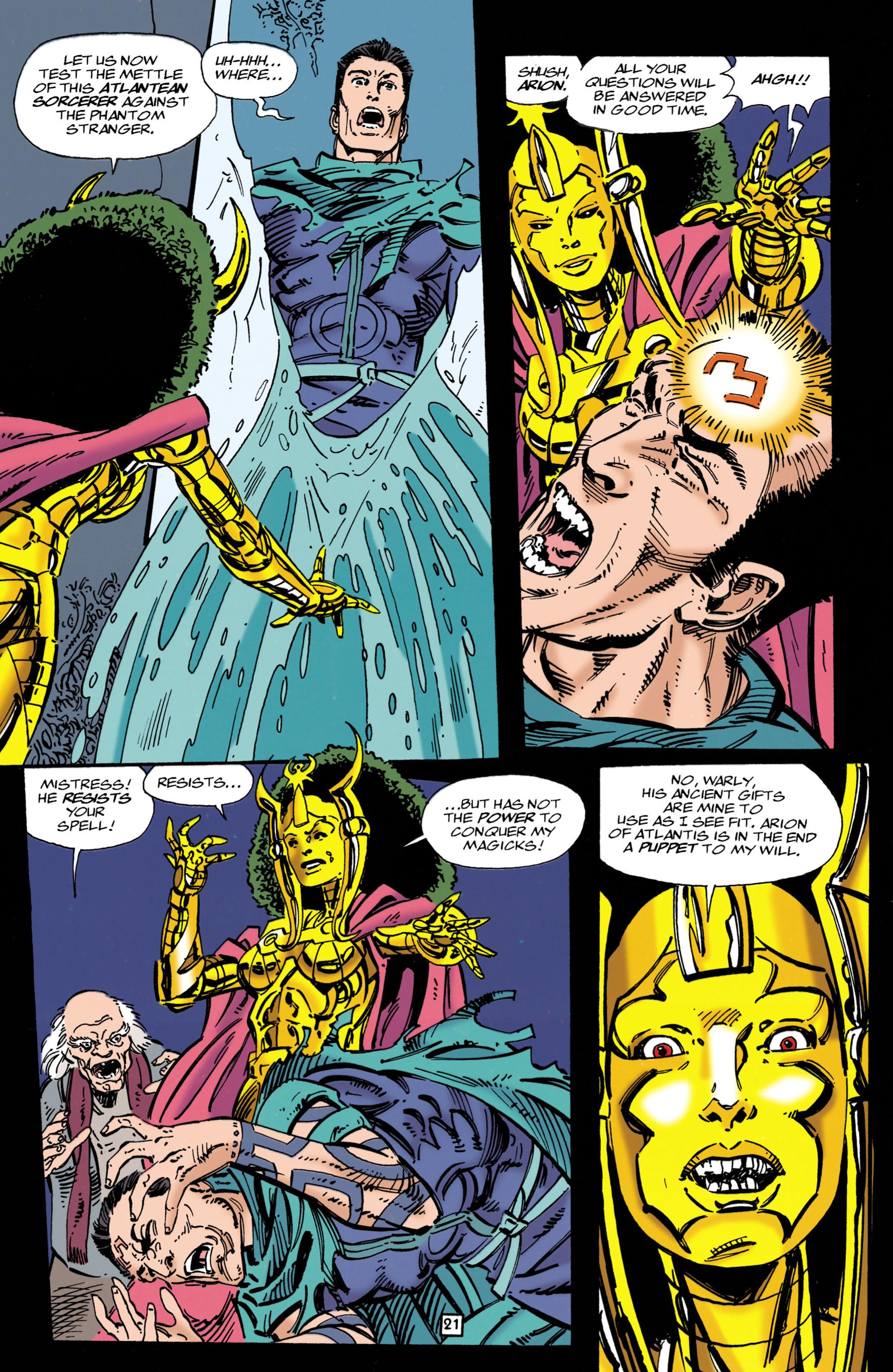Read online Wonder Woman (1987) comic -  Issue #107 - 21
