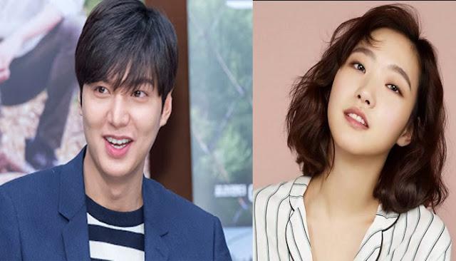 Inilah Pasangan Lawan Main Lee Min Ho Di Drama Terbaru