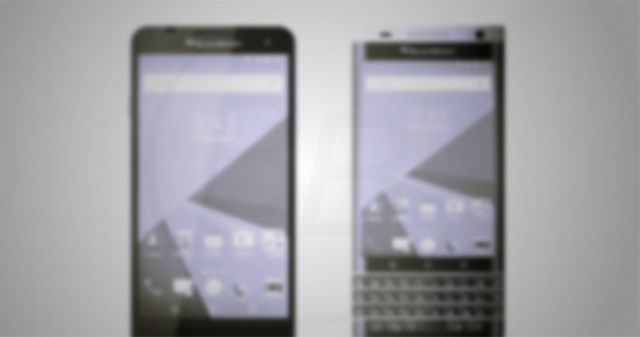 Blackberry's Two Mid-Range BlackBerry Android Smart Phones
