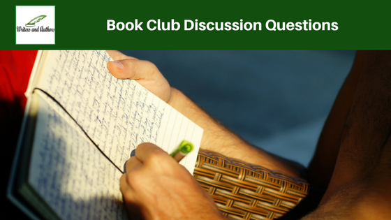 Book Club Discussion Questions @jolinsdell