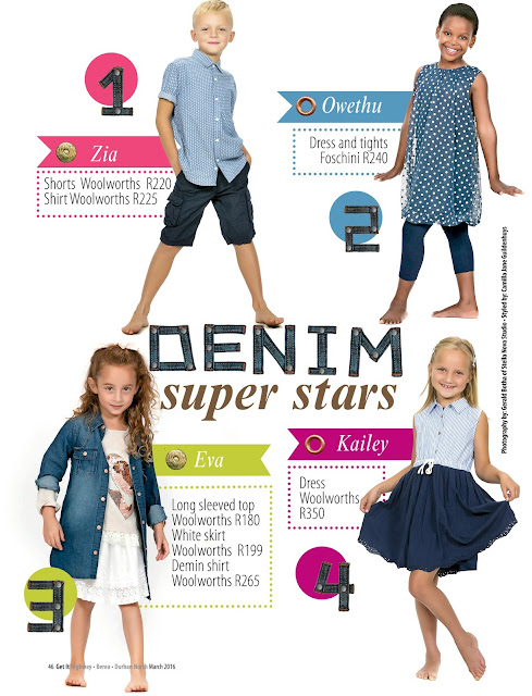 Jane Wonder || Fashion - Denim Kids