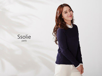 Lee So Yeon Ssolie Paris Spring Summer 2016