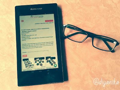 Beli Kacamata Secara Online? Bisa Kok!
