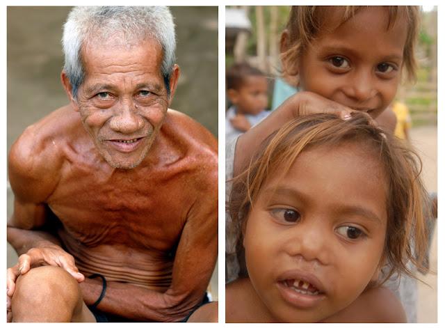 oorspronkelijke bewoners van de filipijnen, ati, reizen naar de filipijnen