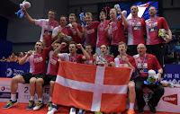 BÁDMINTON - Dinamarca hace historia como el primer equipo europeo que gana un Mundial por equipos