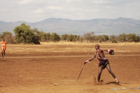 Maasai Wilderness Conservation Trust: Maasai Olympics Coming Up!