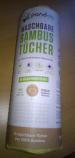 Bambus Tücher/ Küchenrolle