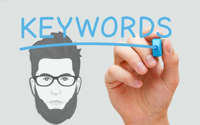 شرح طريقة البحث عن كلمات مفتاحية لإستعمالها في وصف التطبيق