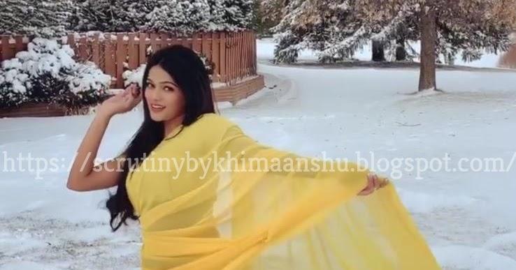 Scrutiny: When 'Nazar' actress Sonyaa recreated Sridevi's