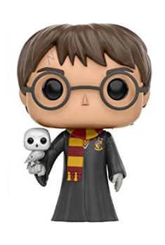 Harry Potter with Hedwig Funko Pop