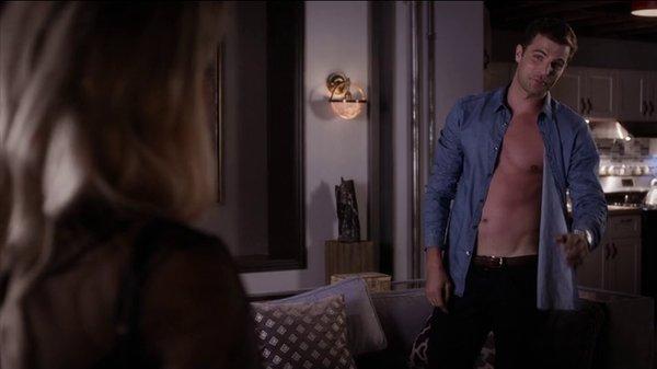 Jordan, prometido macizo de Hanna en 'Pretty Little Liars'