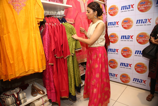 Launch of 'Max Celebrates India' Festive Collection Launch 2016