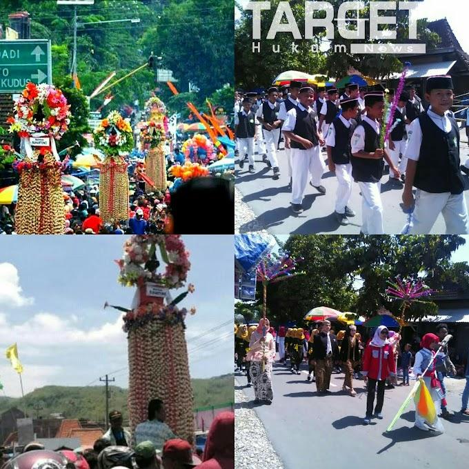 Tradisi Meron Sukolilo, Ikuti Tradisi Khas Budaya Sekatenan Keraton Surakarta
