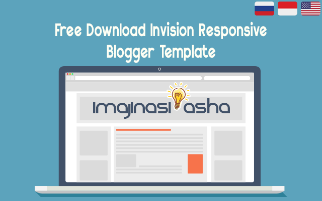 Free Download template responsive