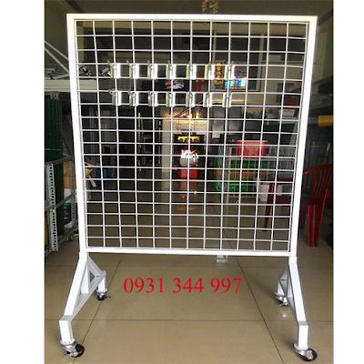 Khung lưới treo hàng | Móc lưới treo hàng, phụ kiện điện thoại, thời trang - 223616