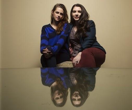 Paramore RK Life : LA TIMES: UHQs of Kristen Stewart and Stephenie Meyer http://paramorerklife.blogspot.com...