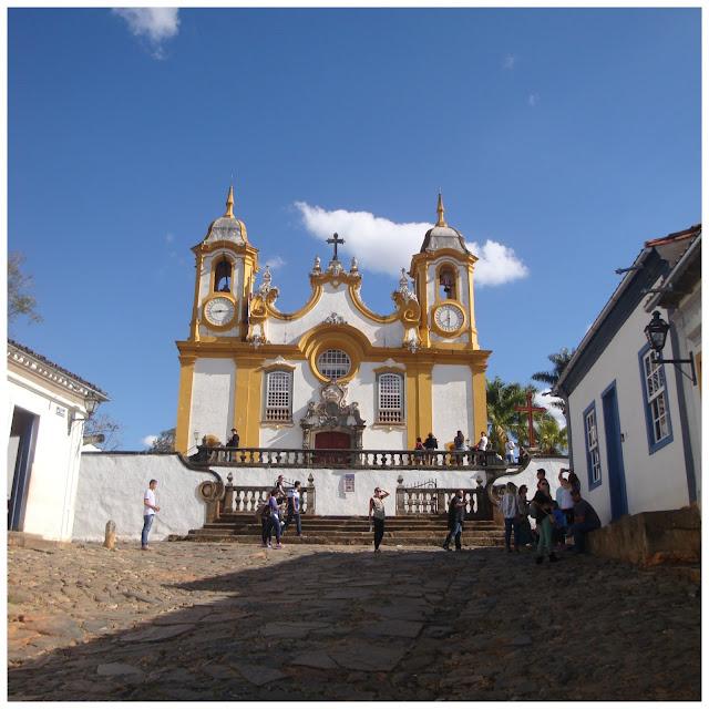 Igreja Matriz Santo Antônio - Tiradentes - MG