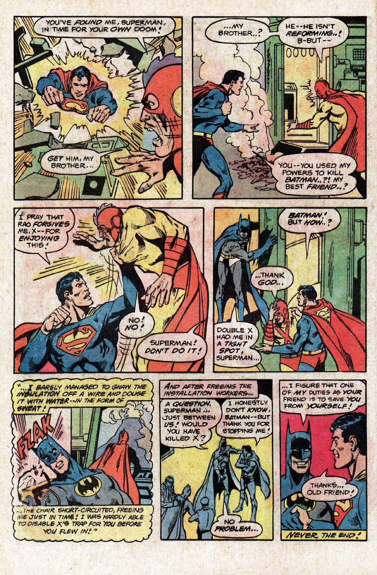 Read online World's Finest Comics comic -  Issue #276 - 16