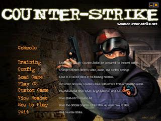 Cách cài chỉnh nút trong Half Life (Counter-Strike)