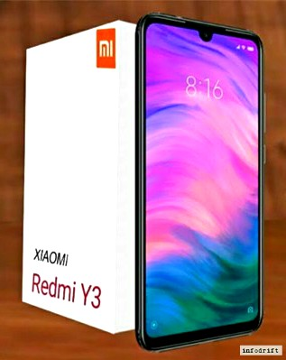 redmi y3 phone