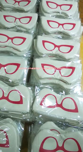 eye glasses bag packaging