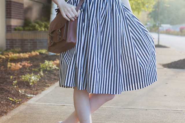 DIY Nautical Dress