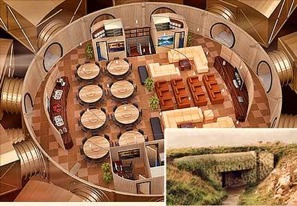 Bunker fin del mundo