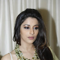 Gorgeous madhurima in white dress