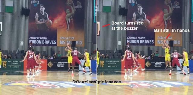 croatia kk split vs korea lg sakers filip najev buzzer seri mutiara cup 2017 kl malaysia
