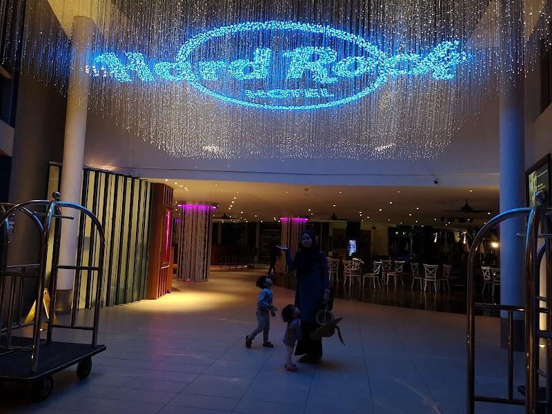 Hotel Review | Hard Rock Hotel, Penang, Malaysia