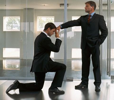 Jos m aquino jefe y l der for Cuales son las caracteristicas de una oficina