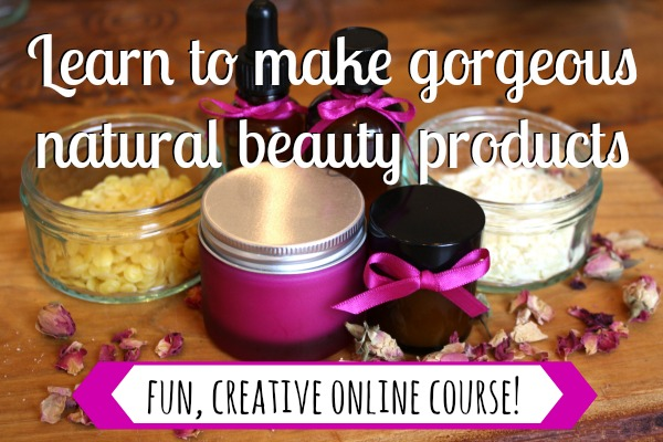 Online Learning: Natural Beauty Products